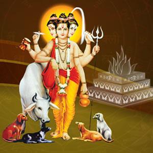 Guru Mahotsav:Dattatreya Homa