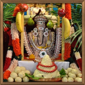 Ganapathy Chaturthi Puja on August 24