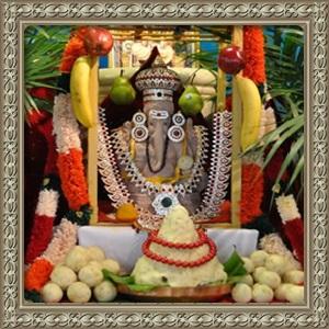 Lakshmi Ganapathy Homa