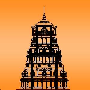 Hanuman Gopuram