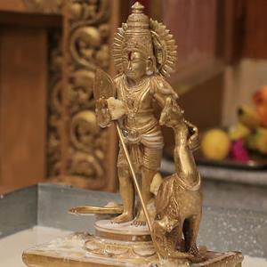 Krittika Nakshatra Subramanya Abhisheka