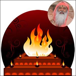 Guru Mahotsav:Pavamana Homa