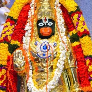 Sri Hanuman Jayanti-Main Sponsor & Suvarchala Kalyana Pradhana Sponsor