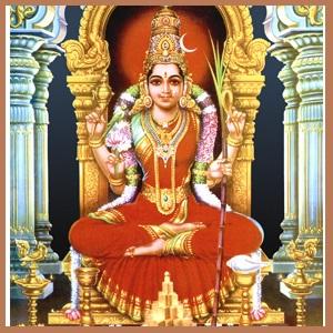 Devi Navaratri Lalita Sahasranama w Kumkumarchana (Daily Evening puja)