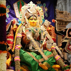 VaraLakshmi Vrata Pradhana Sponsor